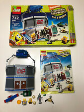 Lego 4981 SpongeBob SquarePants Chum Bucket Set 100% complete with box and instr
