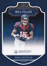 Will Fuller 2016 Panini Football Trading Card, (Rookie) #230