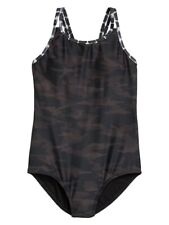 New ListingAthleta Girl Camo Tie Dye One Piece Swim Suit Nwt Size Xl X-Large 14