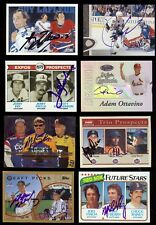 GUY LAFLEUR - Hall of Famer - 1991 Score SIGNED / AUTOGRAPH Card