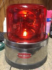 Vintage Police/Fire Beacon. Action-lite 4WFSS. By North American Signal CO. 24v