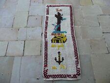travaux de tapisserie ancienne religieux