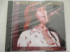 Spencer Davis - I'm a man - CD Neu & OVP NEW & Sealed