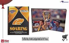 Soaring : the official history of the West Coast Eagles First 10 yrs 1st Ed 1997