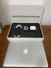 """2014 Apple MacBook Pro MGX72LL/A A1502 256GB SSD 8GB RAM 2.6GHz i5 13"""" Big Sur"""