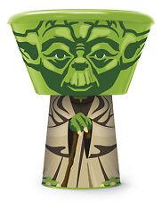 Officiel Star Wars Jedi Yoda Enfants Empilage Repas Set - Tasse, Bol & Assiette