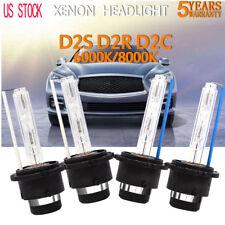 Super Bright 55W HID Xenon D2S/D2R/D2C Headlight Kit Low Beam Bulb 6000K 8000K