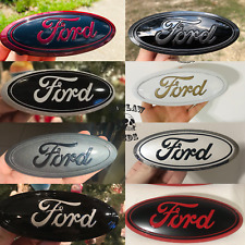 2017, 2018, 2019 2020 SuperDuty Custom Painted SMALL REAR Tailgate Badge Ford