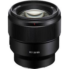 Sony FE 85mm F1.8 SEL85F18 Lens  Agsbeagle