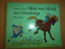 Astrid Lindgren - Mehr von Michel aus Lönneberga - Seltene EA von 1976 - Topzust