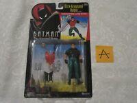 Kenner Batman The Animated Series BTAS 1992 Dick Grayson Robin Transforms A