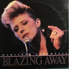 MARIANNE FAITHFULL • Blazing Away • Vinile Lp • 1990 ISLAND