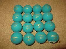 Penn Racquetball Green Balls 16 balls in bulk, Pro Penn Usa, loose