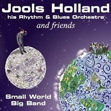 Jools Holland & his Rhythm & Blues Orchestra - Small World, Big Band - CD Album