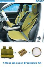 COOLING Universal Car Seat Cover (2 seats, 7 pc. kit) - Sojoy