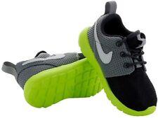 Nike RosheRun (PS/TD) Grey/White (645778 006) Size 8C