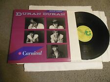 Carnival Mini-LP EP by Duran Duran LP Hungry Like The Wolf Girls On Film