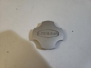 """Ford 1985-1989 Merkur 3.5"""" Silver Center Dust Cap Hub Cover 87BB-1000-BA #BX42"""