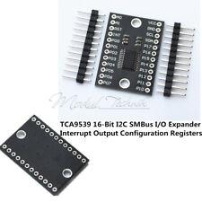 TCA9539 16-Bit I2C SMBus I/O Interrupt Reset Configuration Registers Module