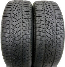2 Piece 225/55 R19 Pirelli Scorpion Winter Tyre 99H Sale