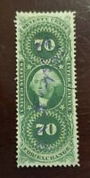 US Revenue Stamp Collection Scott # R65c - Used - Tear