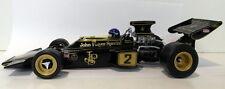 Quartzo 1/18 Scale 18292 Team Lotus Type 72E #2 R. Peterson 1st 1973 Italian GP
