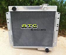3 ROW Aluminum Radiator for TOYOTA Land Cruiser LANDCRUISER FJ40 FJ45 Petrol MT