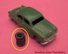 DINKY TOYS 170 : FORD SEDAN 4 pneus noir lisse 15x8 / four tyres black