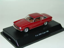 1 FIAT 2300 COUPE 1961 RED CORSA 1:43 STARLINE