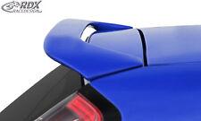 RDX Dachspoiler FIAT Punto Typ 199 Heckspoiler Heck Flügel Dachkanten Spoiler