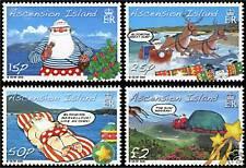 Ascension 2008 Christmas set SG 1020/3 MNH
