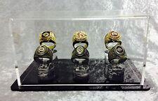 6 Ring Championship Ring Display Case - 6 Ring Display Case Championship Rings