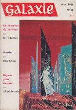 C1 GALAXIE # 66 1969 LEIBER Bob SHAW McIntosh MacAPP GREE Finlay AUCLAIR Desimon
