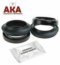 Fork Oil Seal & Dust Seals and Grease Suzuki GSF 400 Bandit 1991-95 Gsf400