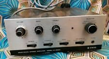 TRIO KA 2000A RETRO HI FI AMPLIFIER HAND WIRED LOVELY CLEAN SOUND GRAB A BARGAIN