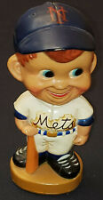 1960's - NEW YORK METS - BOBBING /BOBBLE HEAD NODDER - MADE OF PLASTIC -ORIGINAL