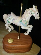 Willitts Design, Collectible, Animal, Carousel, Horse, Figurine