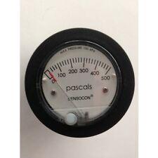 Sensocon Pressure Gauge 0-500PA alternative to Dwyer Magnehelic