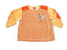 Esprit toller Nikki Pullover Gr. 68 orange gestreift !!