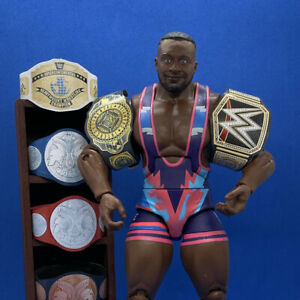 The Big E Collection - with Money in the Bank Briefcase