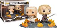Daenerys & Jorah Movie Moment Game of Thrones Funko Pop Vinyl New in Box
