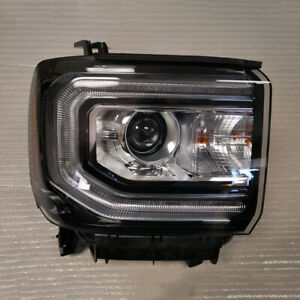 Fit for 2016-2018 GMC Sierra 1500 Base Xenon HID Headlight Right Side