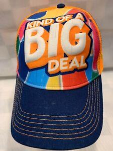 WAL-MART Kind of A Big Deal Snapback Adult Cap Hat