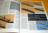 Visual Guide 2 of wartime transport ship book from japan rare ww1 ww2 #0112