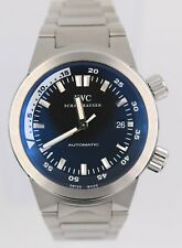 IWC Aquatimer Stainless Steel reference 3548-01