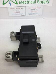 SQUARE D QOM2200VH MAIN CIRCUIT BREAKER 200 AMP 120/240 VAC QOM2