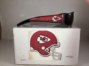 Kansas City Chiefs Sunglasses.