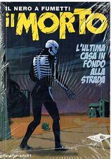 Fumetto Noir IL MORTO n.4