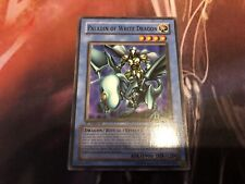 Yu-Gi-Oh Paladin of White Dragon SKE-024! Common! 1st! LP