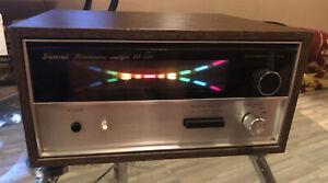 Vintage SANSUI RA-500 Reverb Amplifier With Original Box and Styrofoam